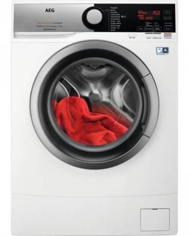 Pračka předem plněná pračka s předním plněním aeg l6se26sce, a+++, 6kg