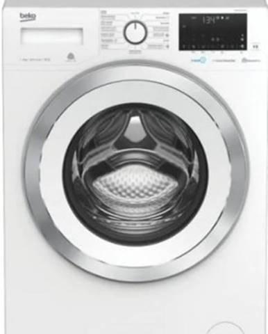 Pračka předem plněná pračka s předním plněním beko wue6536csx0c, 6kg