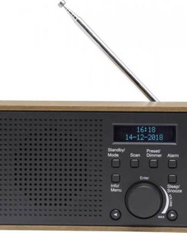 Radiopřijímač denver dab-46