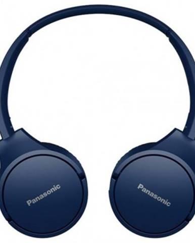 Sluchátka přes hlavu panasonic rb-hf420be-a, modrá