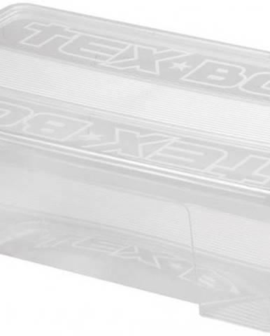 úložný box s víkem heidrun hdr7207, 28l, plast