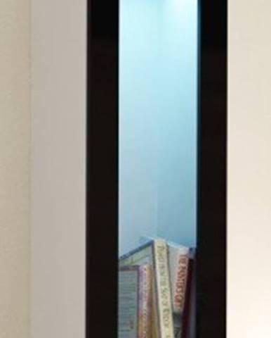 Vitrína vigo - vitrína závěsná, 1x dveře sklo