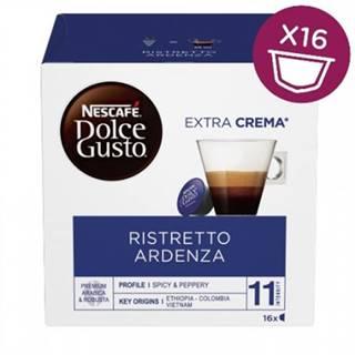 Kapsle, náplně kapsle nescafé dolce gusto ristretto ardenza, 16ks