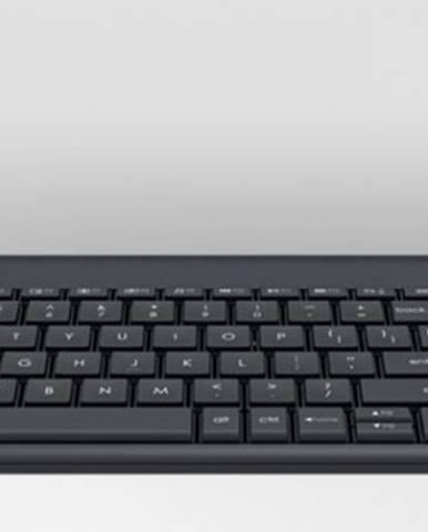 Bezdrátová klávesnice logitech wireless touch keyboard k400 plus
