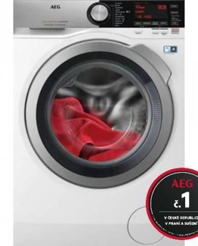 Pračka předem plněná pračka s předním plněním aeg l7fec41sc, 10kg