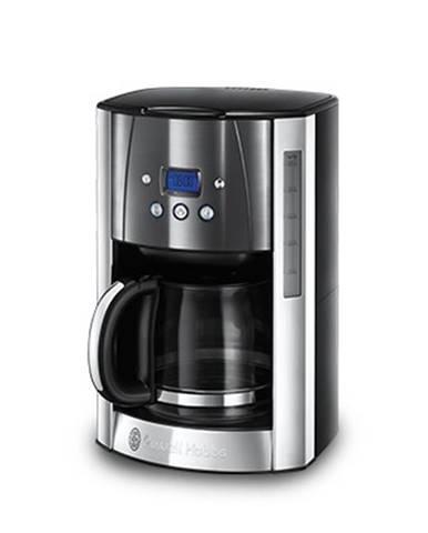 Překapaváč kávy kávovar russell hobbs 23241-56, nerez/černá