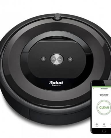 Robotický vysavač robotický vysavač irobot roomba e5 black, wifi rozbaleno