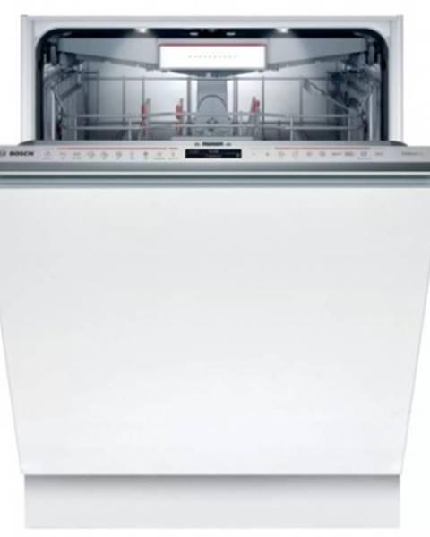 Bosch Vestavná myčka vestavná myčka nádobí bosh smv8ycx01e, b, 60cm, 14 sad, bílá