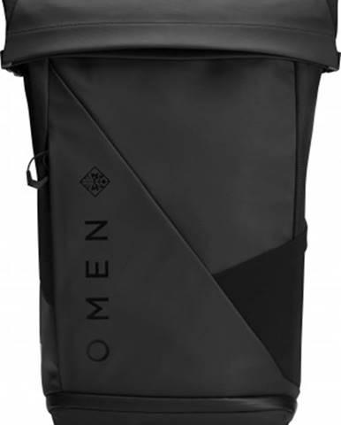 Brašny batoh na notebook hp omen transceptor rolltop 15,6'', černá