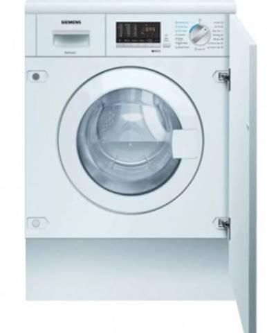 Pračka se sušičkou pračka se sušičkou siemens wk14d542eu, b, 7/4 kg