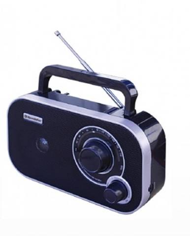 Radiopřijímač roadstar tra-2235/bk