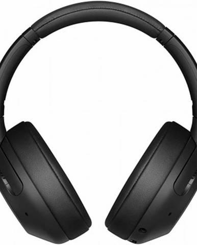 Sluchátka přes hlavu sony wh-xb900nb obal poškozen
