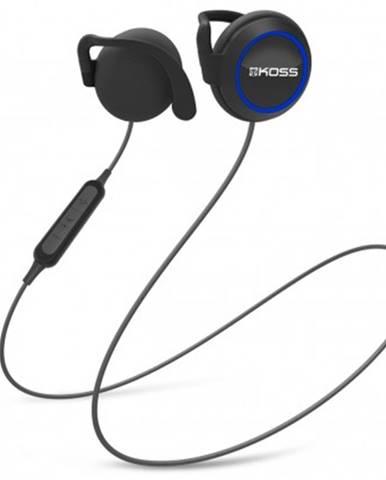 Špuntová sluchátka bezdrátová sluchátka koss bt221i, šedá