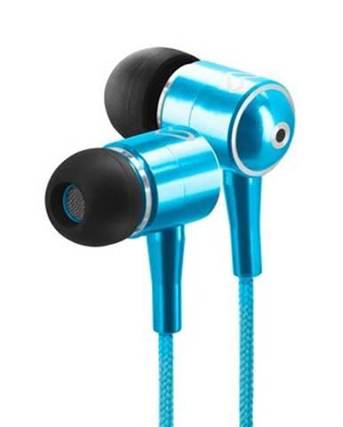 Špuntová sluchátka energy earphones urban 2 cyan