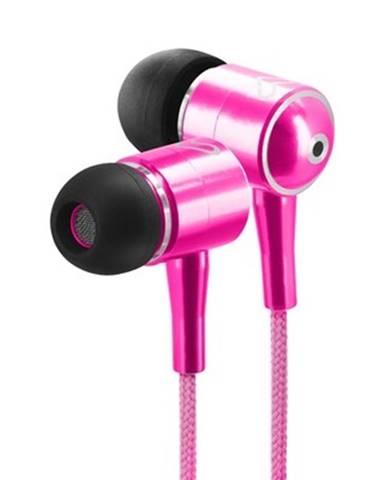Špuntová sluchátka energy earphones urban 2 magenta