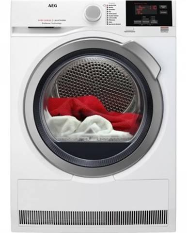 Sušička prádla sušička prádla aeg prosense t6dbg28sc, b, 8 kg