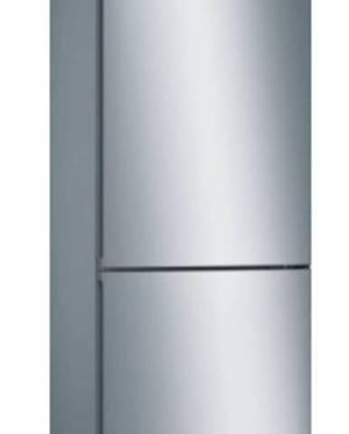 Volně stojící kombinovaná lednice bosch kgn36vlec