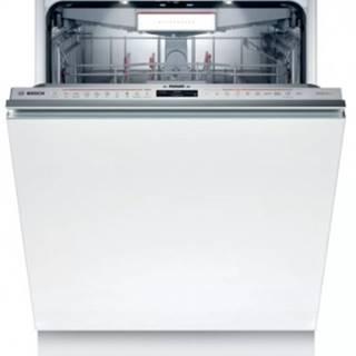 Vestavná myčka vestavná myčka nádobí bosh smv8ycx01e, b, 60cm, 14 sad, bílá