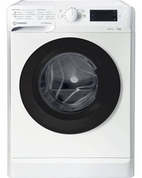 Indesit Pračka předem plněná pračka s předním plněním indesit mtwe 71252 wk ee