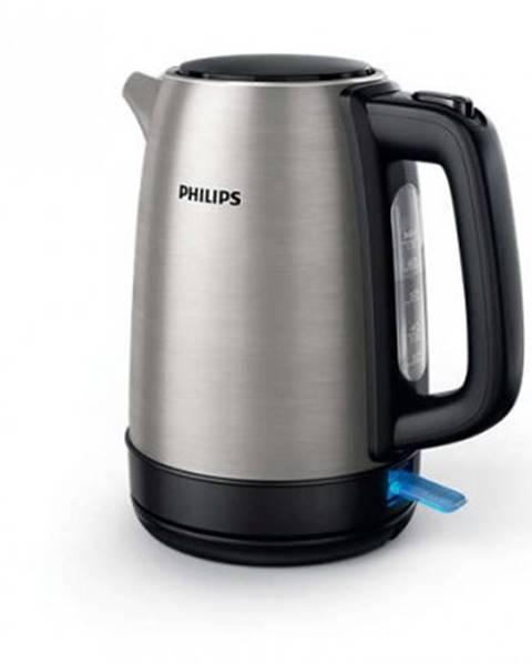 Philips Rychlovarná konvice rychlovarná konvice philips hd935091, nerez, 1,7l
