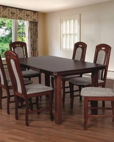 Jídelní set jídelní set 18 - stůl 160x90,6x židle