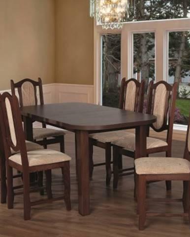 Jídelní set jídelní set 27 - stůl 150x80,6x židle