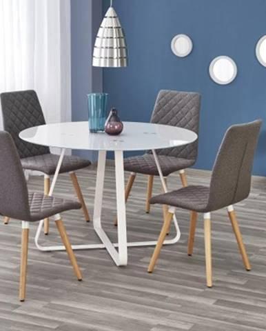 Jídelní stůl jídelní stůl looper - prům.115x76 cm