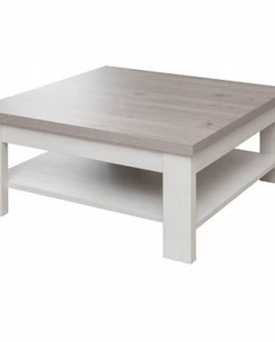 Konfereční stolek - dřevěný konferenční stolek semi - typ 65