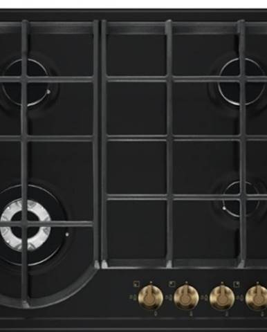 Plynové desky plynová varná deska electrolux egh6343ror, 60 cm, černá