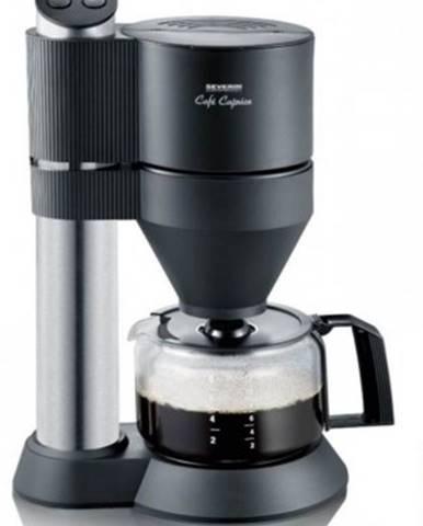 Překapaváč kávy kávovar severin ka5703, černá/nerez