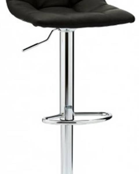 Furnhouse Barová židle barová židle fuente černá