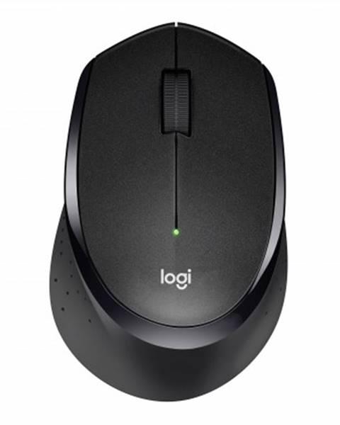 Logitech Bezdrátové myši logitech m330 silent plus, černá