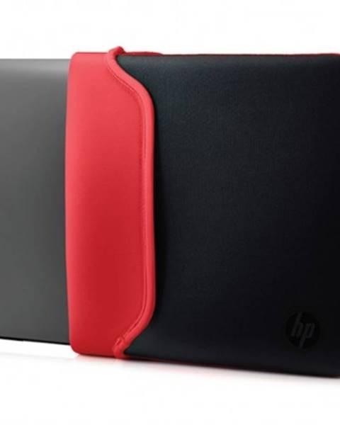 HP Pouzdro na notebook hp 15,6'', neoprene sleeve, černá/červená