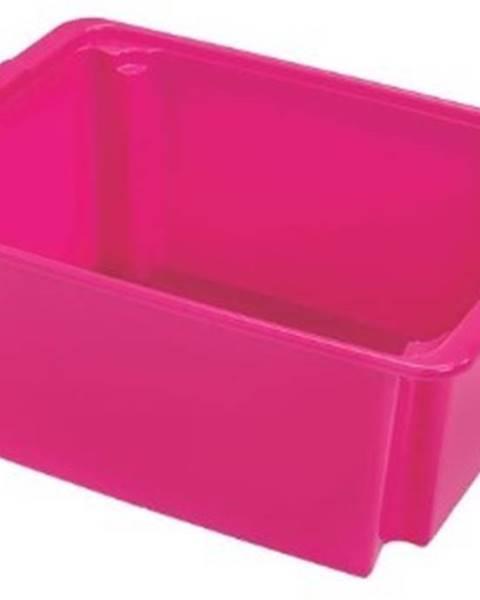 HEIDRUN úložný box heidrun hdr5108, 14l, plast, mix barev