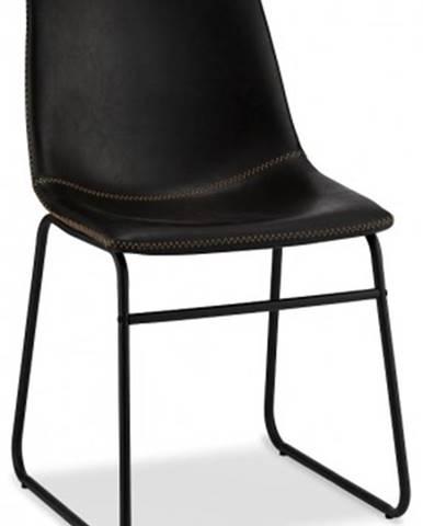 Jídelní židle jídelní židle guaro černá