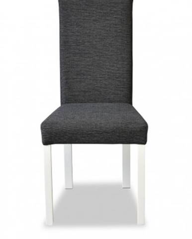 Jídelní židle jídelní židle venus bílá, šedá