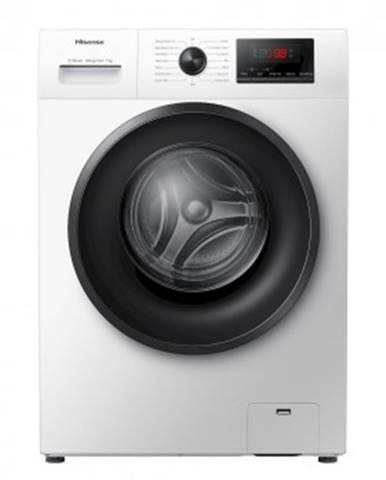 Pračka předem plněná pračka s předním plněním hisense wfpv7012em, a+++, 7 kg