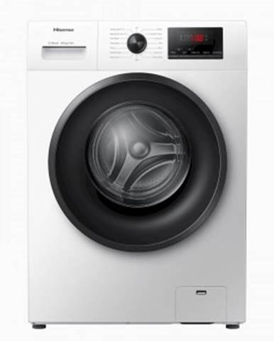 Pračka předem plněná pračka s předním plněním hisense wfpv8012em, a+++, 8 kg