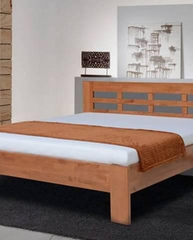 Rám postele vegas 180x200, ořech