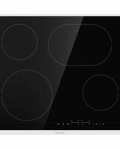 Sklokeramická deska sklokeramická varná deska gorenje ect643bx