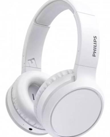 Sluchátka přes hlavu bezdrátová sluchátka philips tah5205wt
