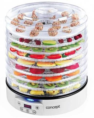 Sušička potravin sušička potravin concept raw food so2020, 9 plátů