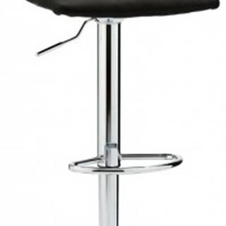 Barová židle barová židle fuente černá