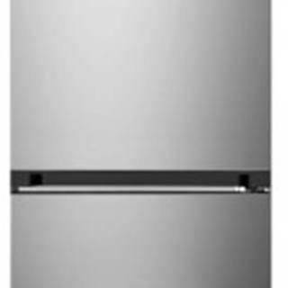 Kombinovaná lednice s mrazákem dole hisense rb438n4bc3