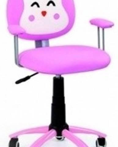 Dětský nábytek dětská židle kitty