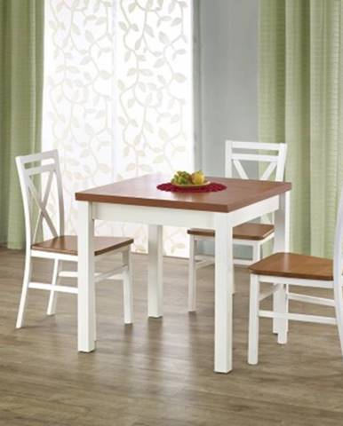 Jídelní stůl jídelní stůl gracjan rozkládací - 80-160x80 cm