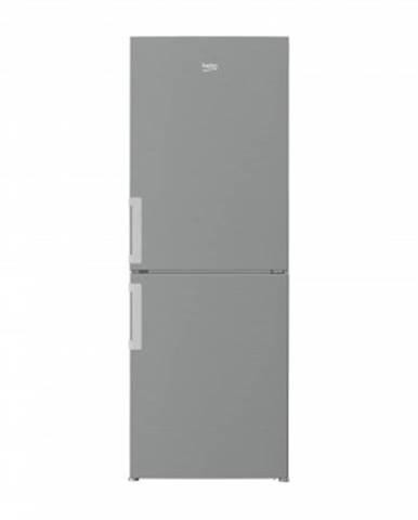 Kombinovaná lednice s mrazákem dole beko csa240k31sn minfrost