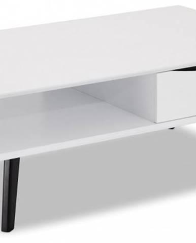 Konfereční stolek - dřevěný konferenční stolek sens
