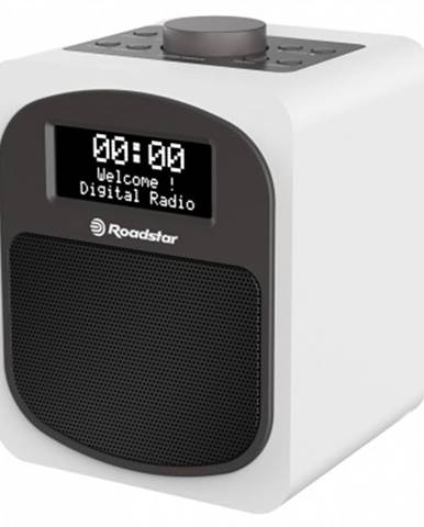 Radiopřijímač roadstar hra-600d+/wh
