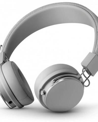 Sluchátka přes hlavu designová sluchátka urbanears plattan ii bt,tmavě šedá,bluetooth